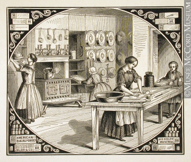 Engraving: American Baking Powder, c. 1855. McCord Museum. http://www.mccord-museum.qc.ca/en/collection/artifacts/M930.50.7.36
