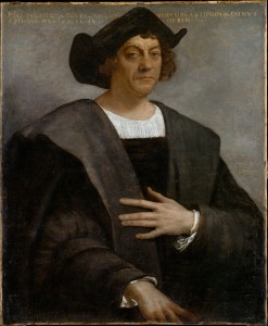 Sebastiano del Piombo, Portrait, said to be Christopher Columbus (born about 1466, died 1509), 1519. Gift of J. Pierpont Morgan, 00.18.2, Courtesy of The Metropolitan Museum of Art, New York