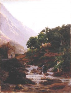Carrara, Nikolai Ge. Courtesy of Taganrog Museum of Art. Image Credit: Wikimedia Commons.