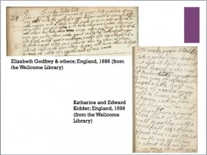 Wellcome manuscripts 2535 and 3107