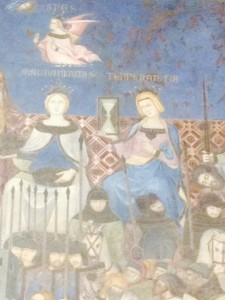Ambrogio Lorenzetti, The Allegory of Good and Bad Government (1338), Palazzo Pubblico, Siena. Image credit: author's own.