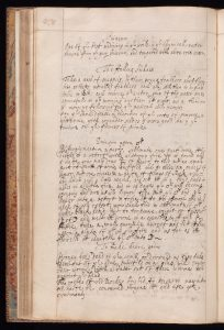 Robert Paston, Earl of Yarmouth, Recipe Book Containing Medical, Chemical and Household Recipes and Formulas. James Marshall and Marie-Louise Osborn Collection, Beinecke Rare Book and Manuscript Library, Yale University