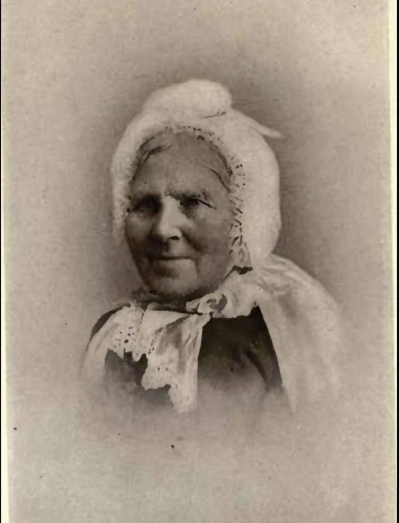 Catharine Parr Strickland. Image courtesy of Wikipedia.