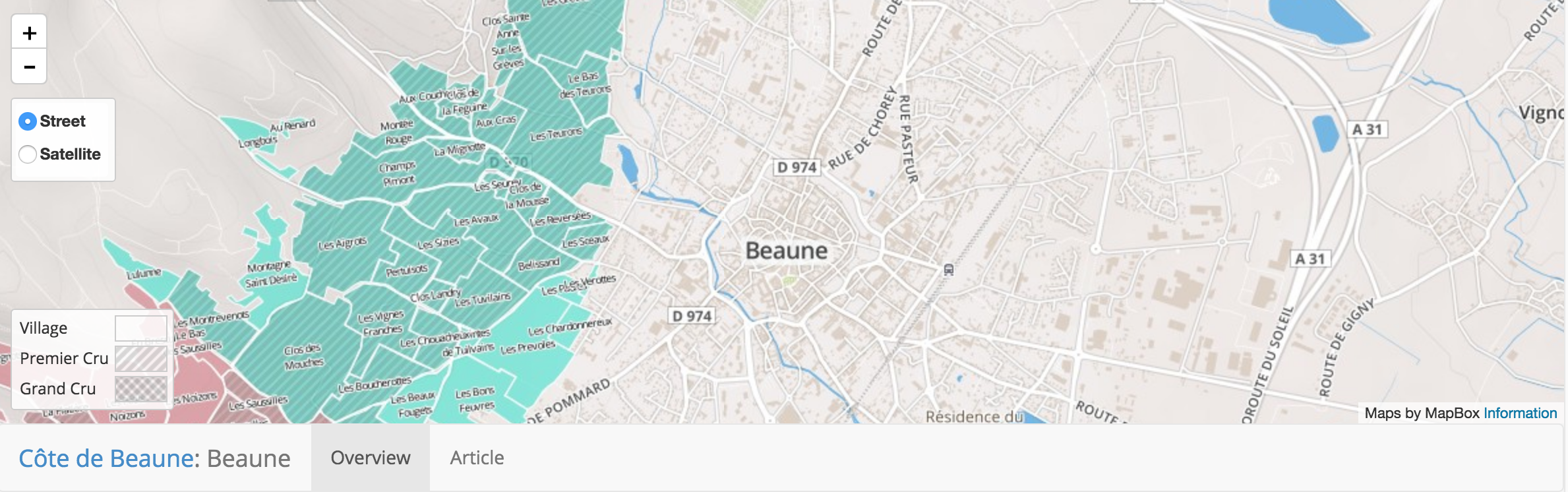 Screen capture courtesy of https://burgmap.com/regions/beaune/.