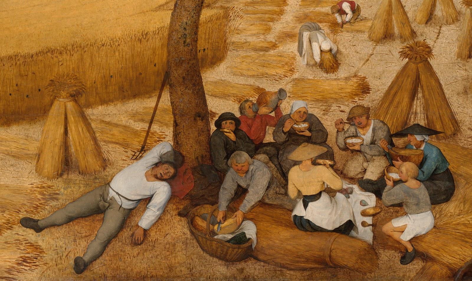 Bruegel painting