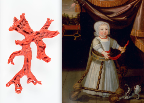St Michael © Fitzwilliam Museum, Cambridge; Boy with Coral © Norfolk Museum Services. Both images courtesy of the author.