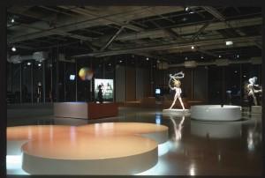 Au dela du spectacle vue d'exposition section 2000