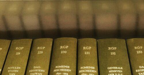 Huygens RGP bookseries