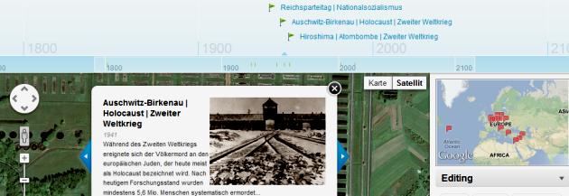 Digitale Zeitleisten | Web-Tools für den Geschichtsunterricht ...