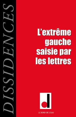 Revue DISSIDENCES, volume 16