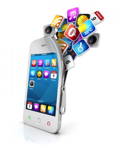 L'iPhone, l'appareil avec lequel les applications sont devenues populaires