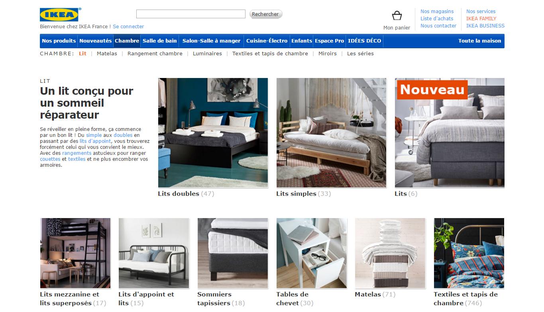 ikea et architecture de l information mode d emploi introduction l 39 architecture de l. Black Bedroom Furniture Sets. Home Design Ideas