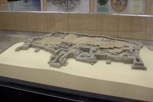 Le site de Khowr Rûrî, l'ancienne Sumhuram.