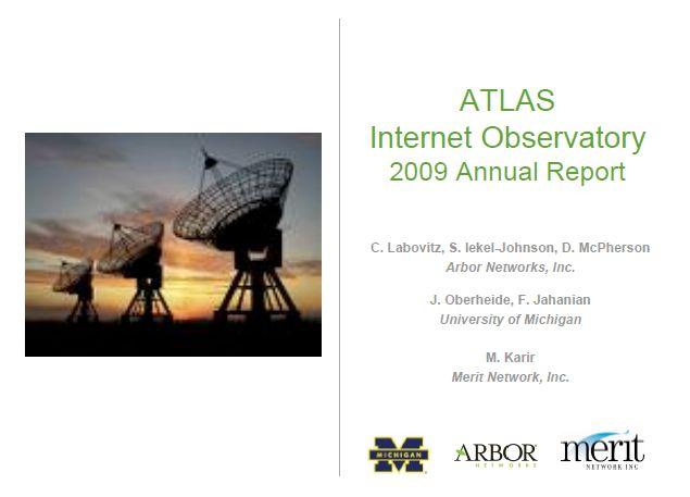 Internet Observatory 2009