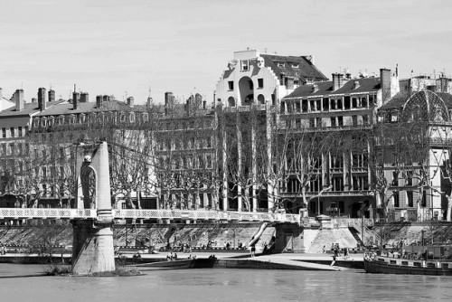 Lyon Maison Barioz 1930