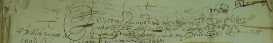 Curso: «Escrituras antiguas. Paleografía de la Edad Media y Moderna» (8 al 18 de Julio)
