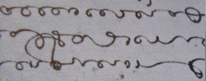 #Paleografía y NTIC. Para comenzar a transcribir facsímiles con ayuda de Internet