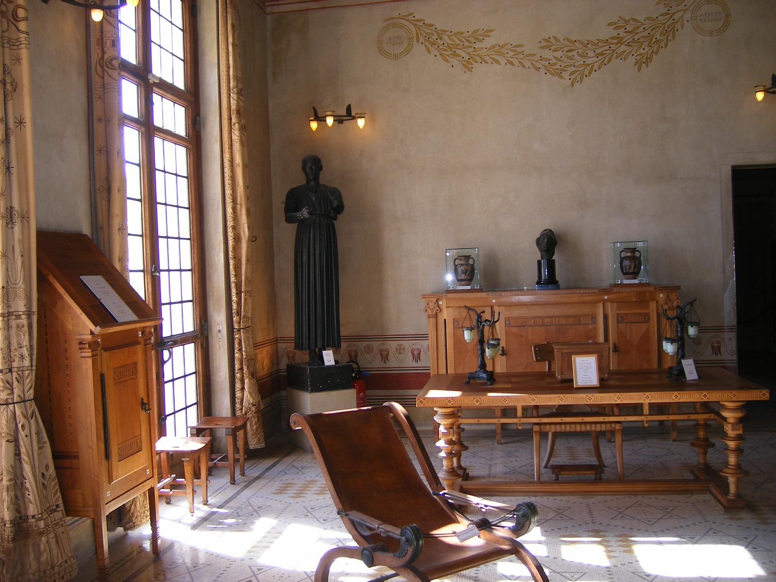 El Vellocino De Oro Blog De Contenido Sobre Cultura Griega Y  # Casa Hestia Muebles