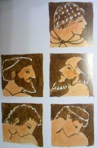 Pintores griegos