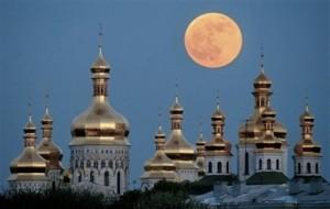 Kiev, monastère des grottes