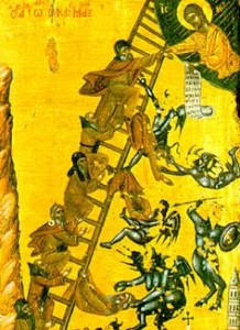 Echelle sainte, 16e siècle.