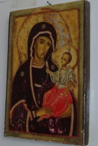 icône miraculeuse de Garges-lès-Gonesse