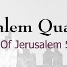 CfP Jerusalem Quarterly «History of Diplomacy in the Holy Land» (10 janvier 2017)