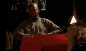 Manger dans un restaurant chic lorsqu'on est trafiquant de drogue