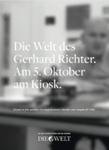 """""""Die Welt"""" von Gerhard Richter"""