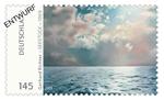 Richter als Romantiker im Briefmarkenformat