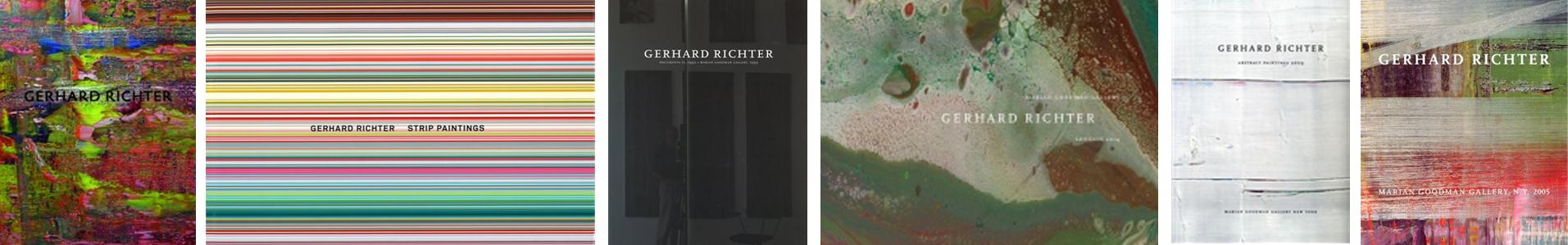 Publikationen Gerhard Richter_Marian Goodman Gallery