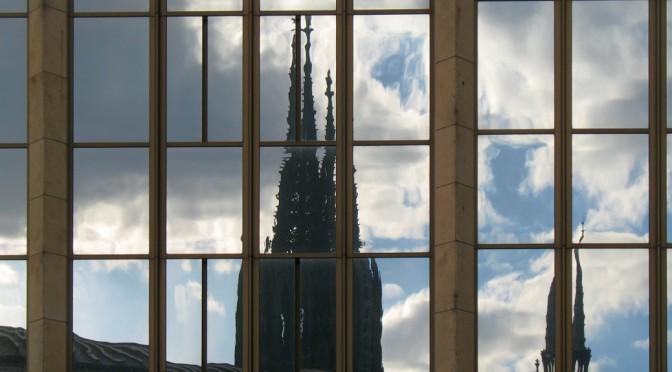 """""""Die Kathedrale"""" in Köln"""