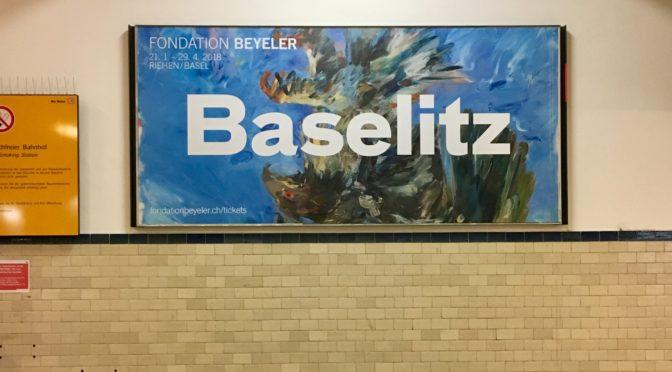 Baselitz: Eine Annäherung