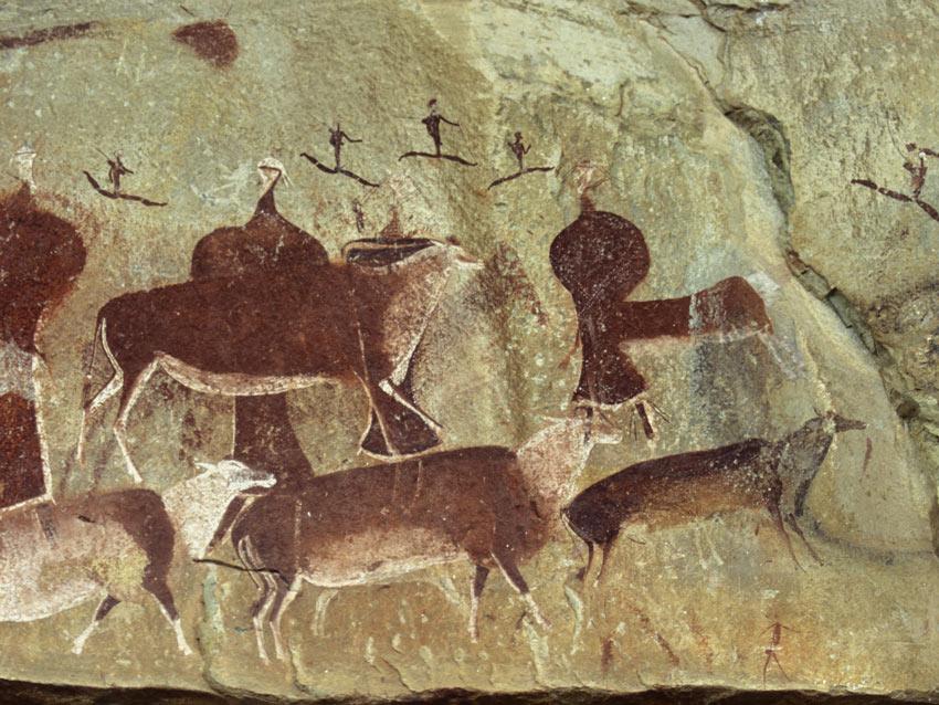 des peintures rupestres d afrique australe 1 4 carnets de la mae. Black Bedroom Furniture Sets. Home Design Ideas