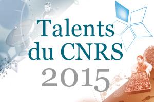 Valentine Roux et Grégory Delaplace, deux médaillés  2015 du CNRS à la MAE