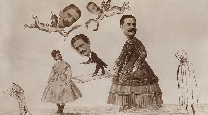 Teatro asociativo: la SHE invita al Círculo Eborense a asistir a su función (1902)