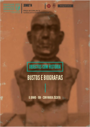 Objetos Com HistoriaBustosE BiografiasSem Título