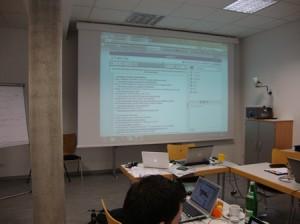 Erstellung eines Etherpad mit medienpädagogischen Praxisprojekten zu sozialen Netzwerken