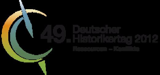 Logo Historikertag 2012