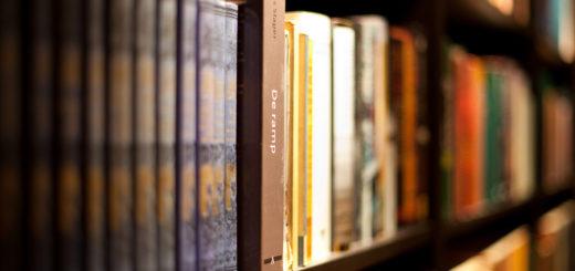 42/365 Der Bücherschrank (Foto: Maarten Takens under CC BY-SA 2.0)