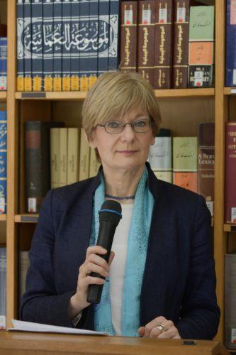 Birgit Schäbler leitet seit Oktober 2017 das Orient-Institut Beirut.