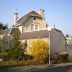Maison d'Auguste Dubois à Poitiers