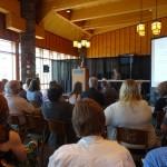 Quinnipiac University, Great Hunger Symposium 2014