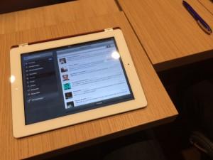 Werkzeuge des digitalen Historikers - iPad und Twitter