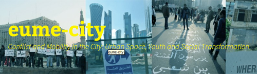 eume-city | Conflict and Mobility in the City: Urban Space, Youth and Social Transformation