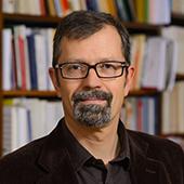 Lutz Klinkhammer, Wissenschaftlicher Mitarbeiter am DHI Rom.