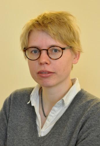 Katrin Stoll, Wissenschaftliche Mitarbeiterin am DHI Warschau.