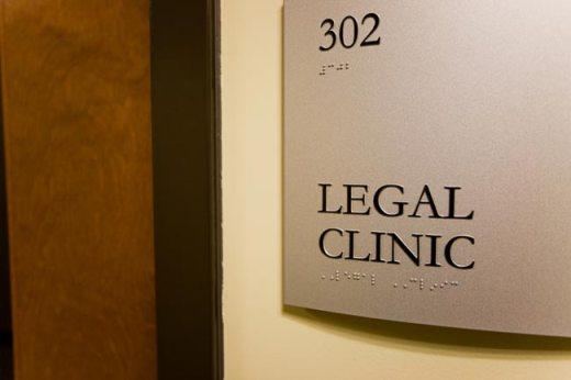 Salle 302 : Les Legal Clinic dans les universités