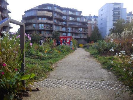 Un jardin dans la ville (Source : http://lunivertgo.blogspot.fr/)