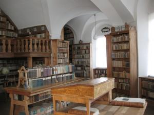 Klosterbibliothek Reisach